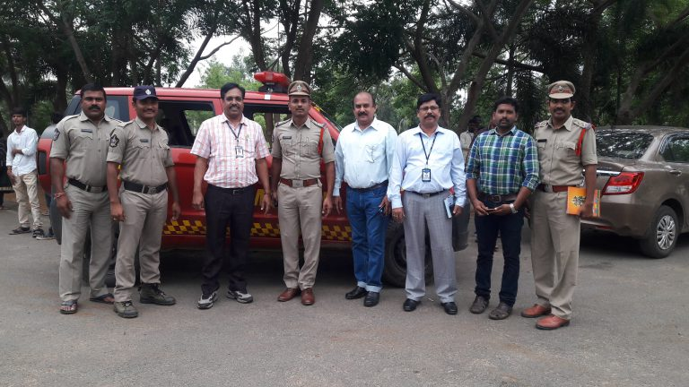 Anti Ragging and Road Safety Meeting