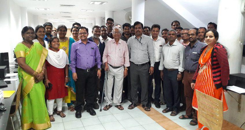 NAAC Peer Committee Visit
