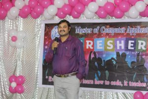 MCA Freshers Day Celebrations