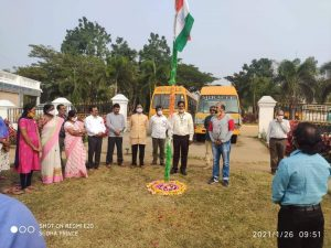 72nd Republic Day Celebrations